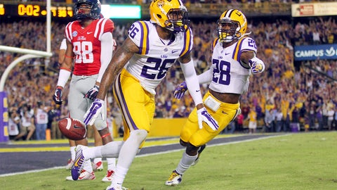 Philadelphia Eagles: DB Jalen Mills, 7th round (233rd overall)