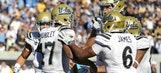No. 25 UCLA survives double-OT scare vs. Colorado