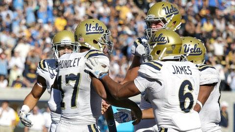 Prediction: UCLA 38, Arizona 35