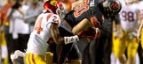 Wilson lifts No. 19 Utah past No. 20 USC, 24-21