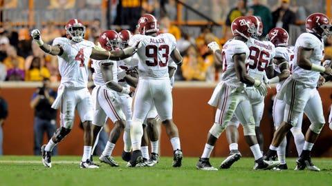 DB: Eddie Jackson - Alabama