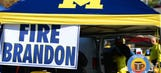 CFB AM: Michigan donor buys 2,000 shirts to help students get AD fired