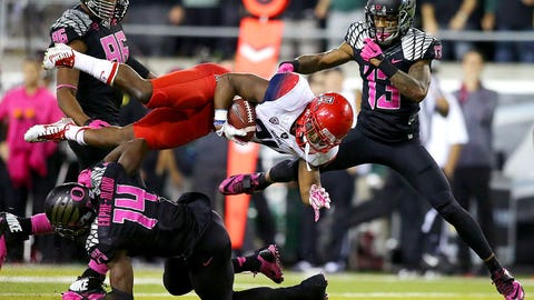 6. Oregon: Breast cancer awareness