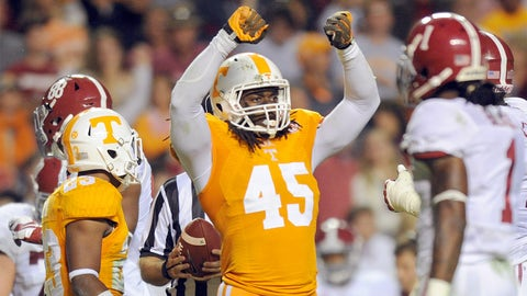Finding a replacement for A.J. Johnson