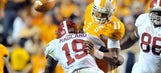 Jones names freshman Dormady the backup QB for Tennessee