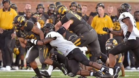 LB: Zach Cunningham - Vanderbilt