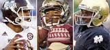 College Football Playoff selection committee reveals first rankings