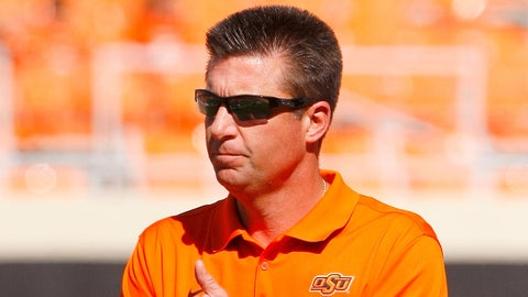 Oklahoma State at TCU (-4.5)
