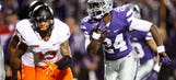 No. 11 K-State hopes to right the run against Kansas