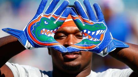 Gator gloves