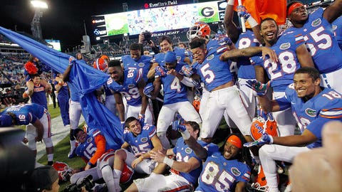 Florida Gators — 316 selections