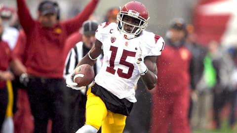 USC WR Nelson Agholor; Eagles (1st round, 20th overall)