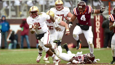 Coastal Sacks: Ken Ekanem, Junior, Virginia Tech (9.5)