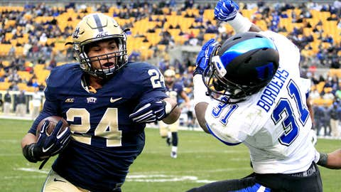 RB James Connor, Jr., Pitt | First Team All-ACC