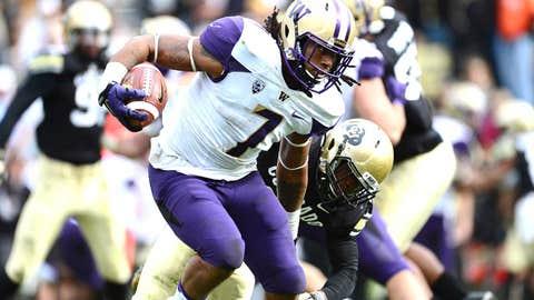Across the Field: Washington RB Shaq Thompson