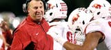 Bielema enjoyed seeing his Arkansas team deliver LSU a 'whooping'