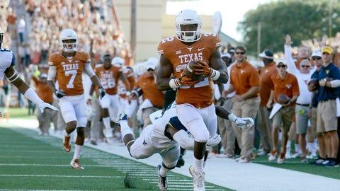 Winner: Texas