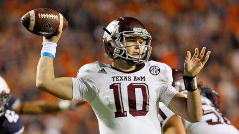 Kyle Allen — Texas A&M Aggies