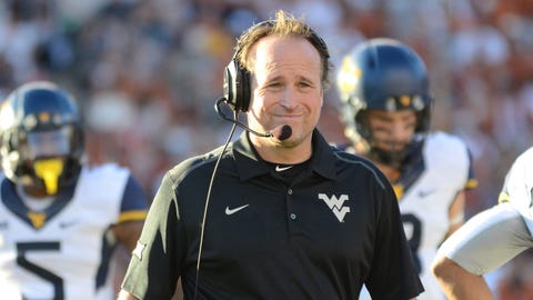 In the Big 12, what about West Virginia?