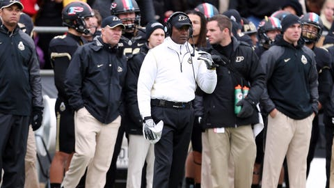 How much patience will there be with Coach Hazell?