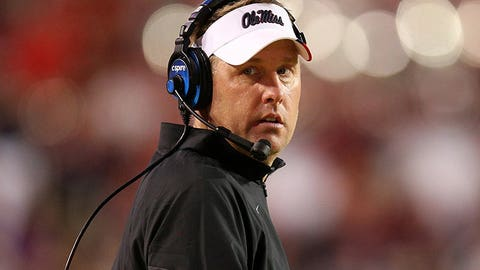 Hugh Freeze, Ole Miss: $3,018,000