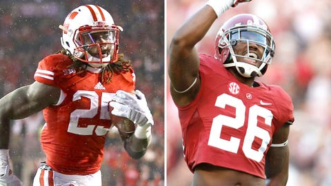 Melvin Gordon, Alabama and 10 winners and losers from Week 12