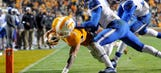 Tennessee and Kentucky preparing for a black and white affair