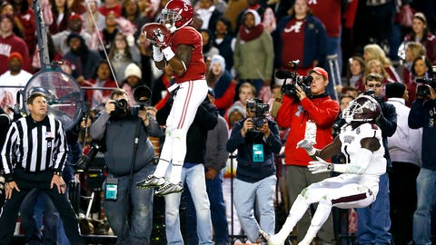 Cyrus Jones — Alabama Crimson Tide