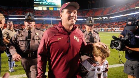 Jimbo Fisher, Florida State: $3,591,667
