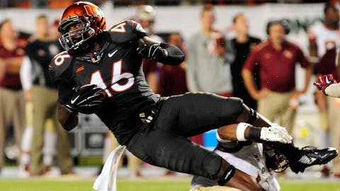 TE: Clive Walford, Miami (2nd: Nick O'Leary, FSU)