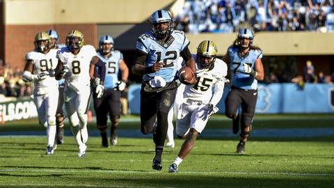Riser: North Carolina   2014 record: 6-7 (4-4)