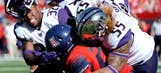 Washington's success of defense stuns even its coaches