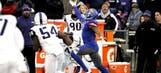 Jayhawks' King declares for NFL draft