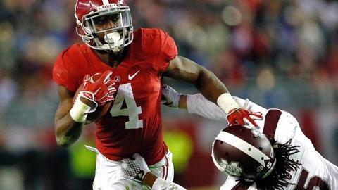 Round 2: T.J. Yeldon, running back, Alabama