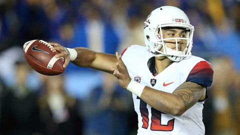 4. Pac-12 South: Arizona (7-5, 4-5)