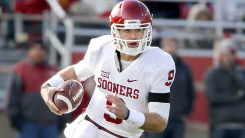 Trevor Knight, Texas A&M, QB