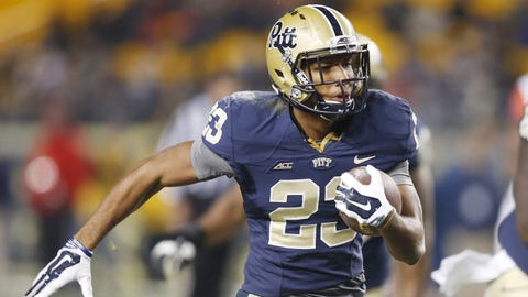 Coastal Receiving: Tyler Boyd, Junior, Pitt (1,261 yards)