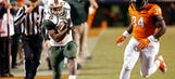 Hurricanes RB Johnson uncertain if he'll play senior year, declare for draft