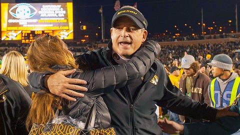 Gary Pinkel — Missouri Tigers