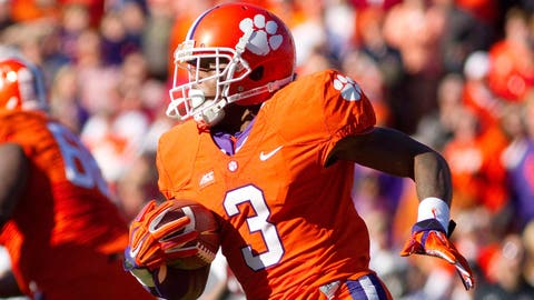 WR Artavis Scott, So., Clemson | Third Team All-ACC