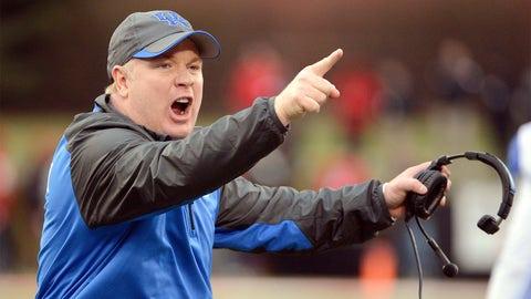 SEC East No. 4: Kentucky (6-6, 3-5 SEC)