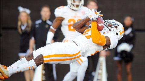 Round 7: Justin Coleman, cornerback, Tennessee