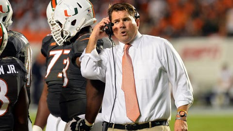 4. Al Golden, Miami (28-22, four seasons)