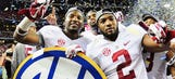 Alabama cashes in, receives 2014 SEC Championship rings