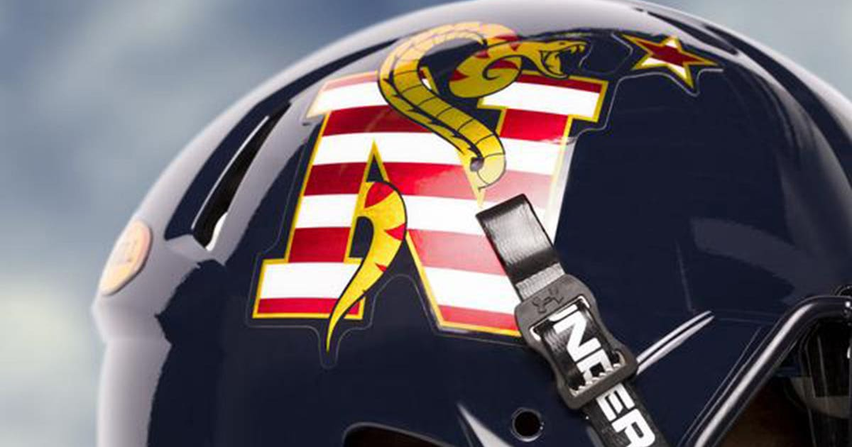 Navy Ditches Tradition With Awesome New Helmet For Army