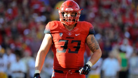 LB: Scooby Wright, Arizona (2nd: Shaq Thompson, Washington)