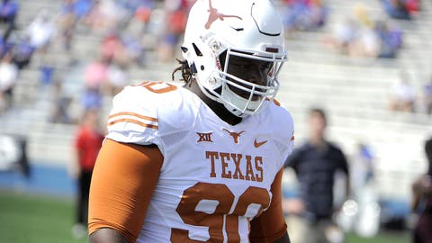 DT: Malcom Brown, Texas (2nd: Michael Bennett, Ohio State)