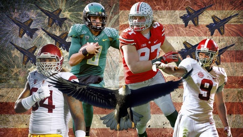 The 2014 FOX Sports All-America Team