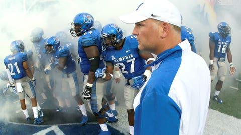 Memphis coach Justin Fuente