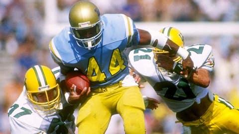 8. 1985 Fiesta Bowl: No. 14 UCLA 39, No. 13 Miami 37